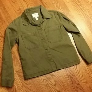 Forever 21 army jacket